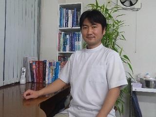 野鹿瀬先生とお会いして秘めたる熱い情熱を持ち、語る口調から誠実さが伝わってきます。