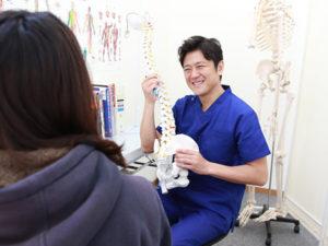 野鹿瀬先生は日々、施術効果や患者さんのことを常に考えておられるのでおススメです。
