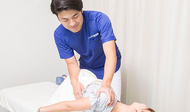 姿勢や動作分析の知識レベルの高さはもちろん、安心して治療して頂ける環境作りをされています。